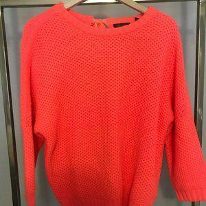 Ted Baker Orange Sweater